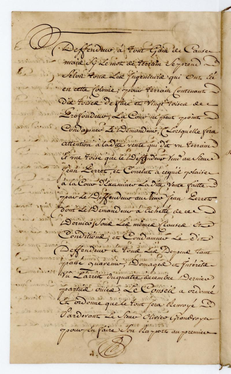 Document # 1763-05-07-02 - Louisiana Colonial Documents
